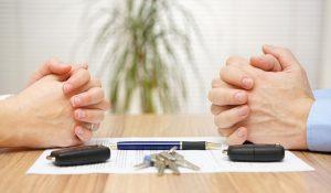 Podział majątku w trakcie rozwodu