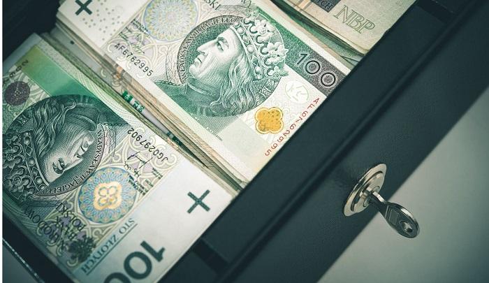 pieniądze w banku po rozwodzie